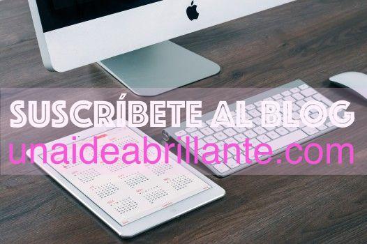 Suscribirse a un blog