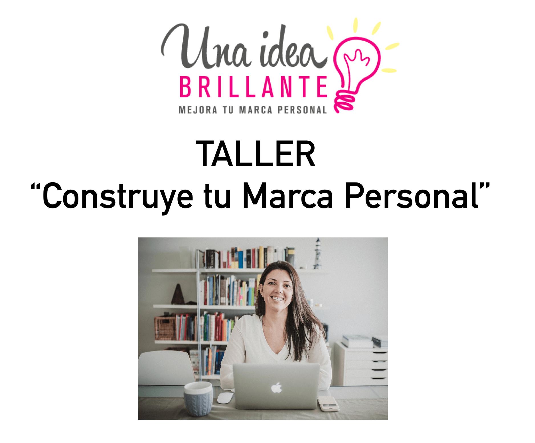 Taller construye tu marca personal en la universidad de almeria