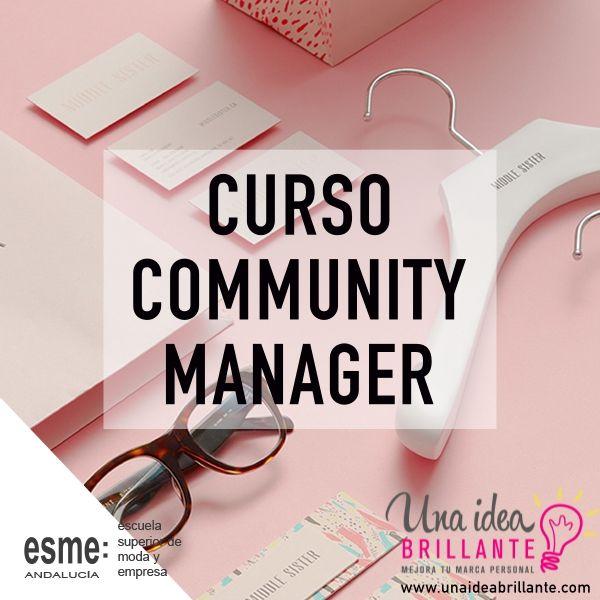 Curso Community Manager ESME y Unaideabrillante