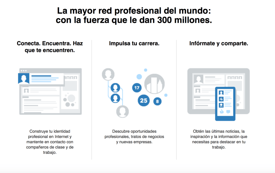 Una idea brillante Linkedin