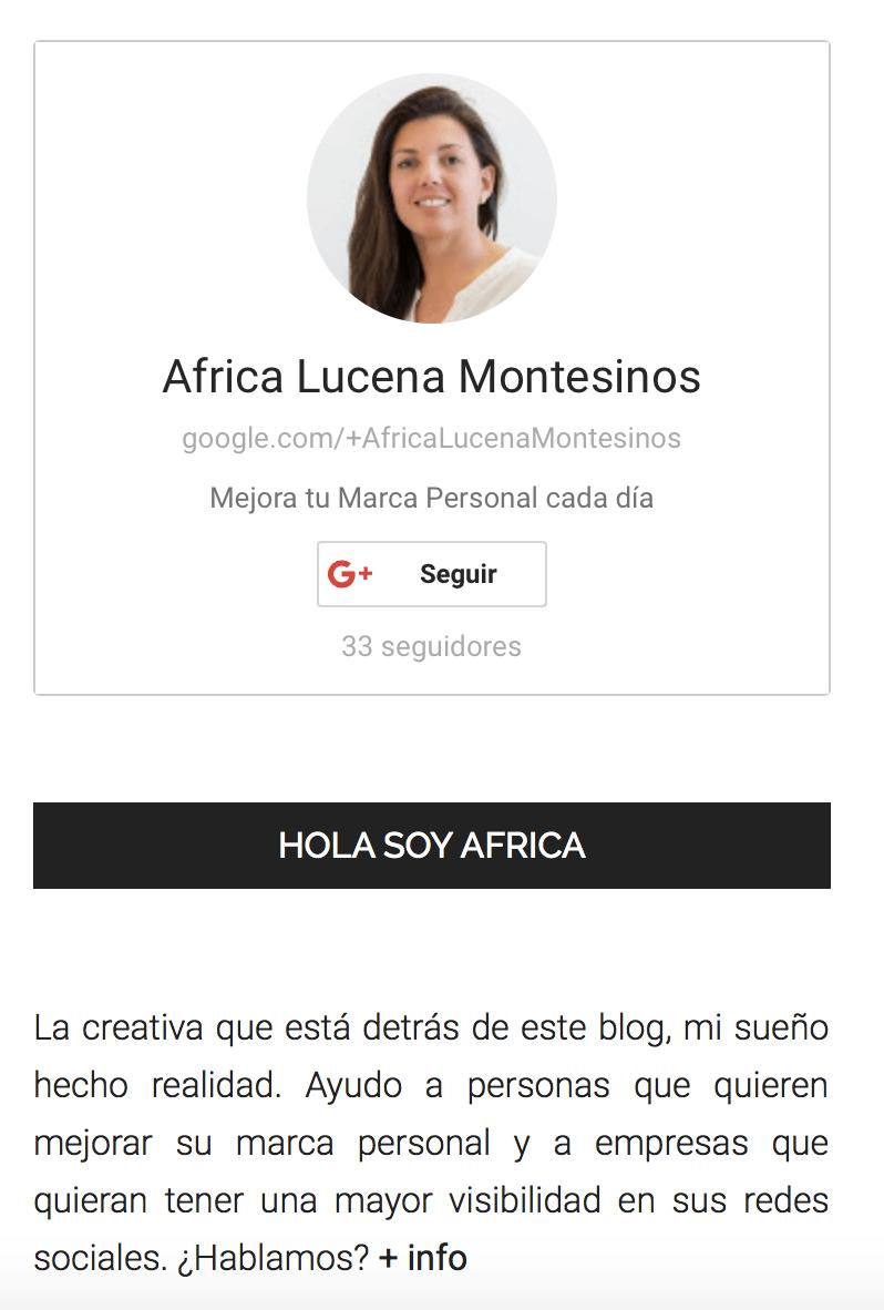 Google+ Africa Lucena