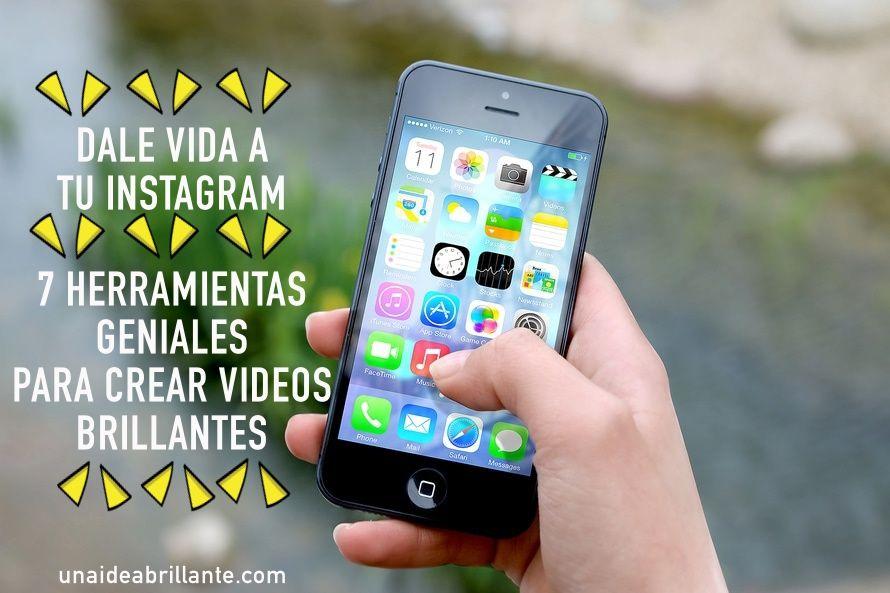 como hacer video con fotos en mi iphone