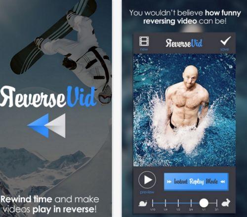 ReverseVid instagram videos unaideabrillante