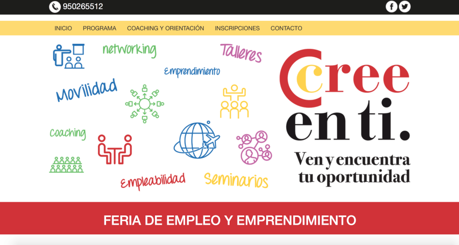 Feria de empleo Camara de Almeria