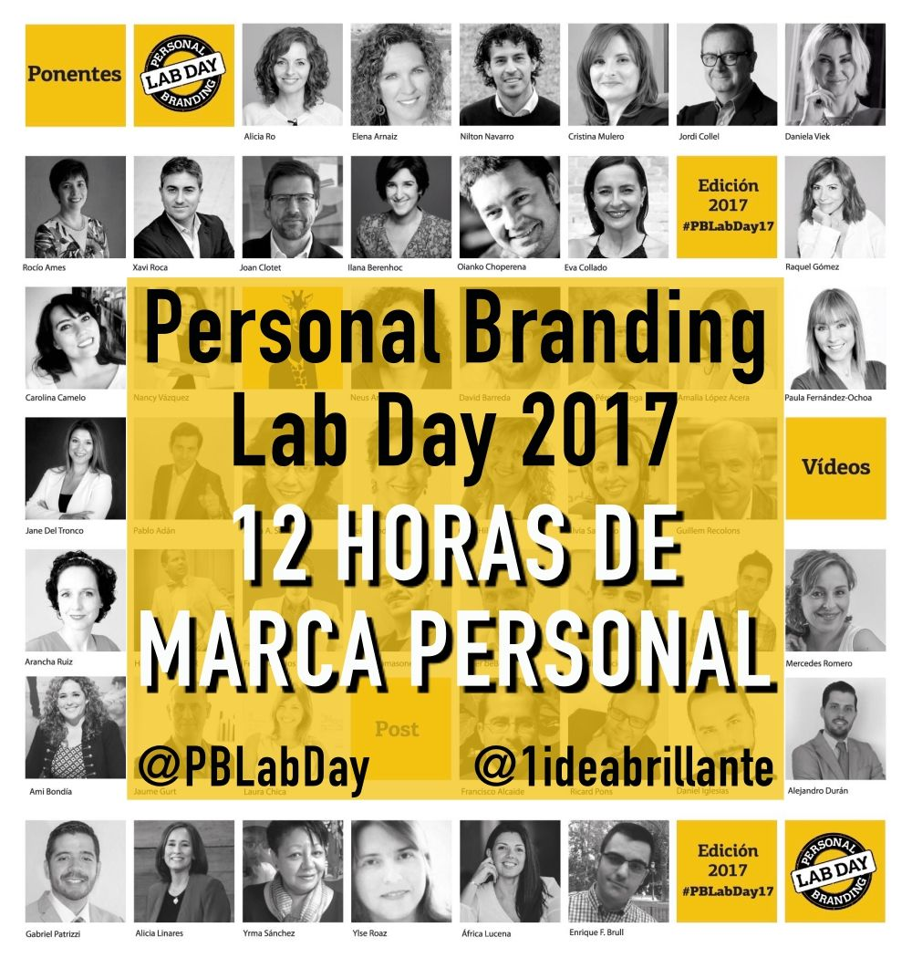 Personal Branding Lab Day 2017