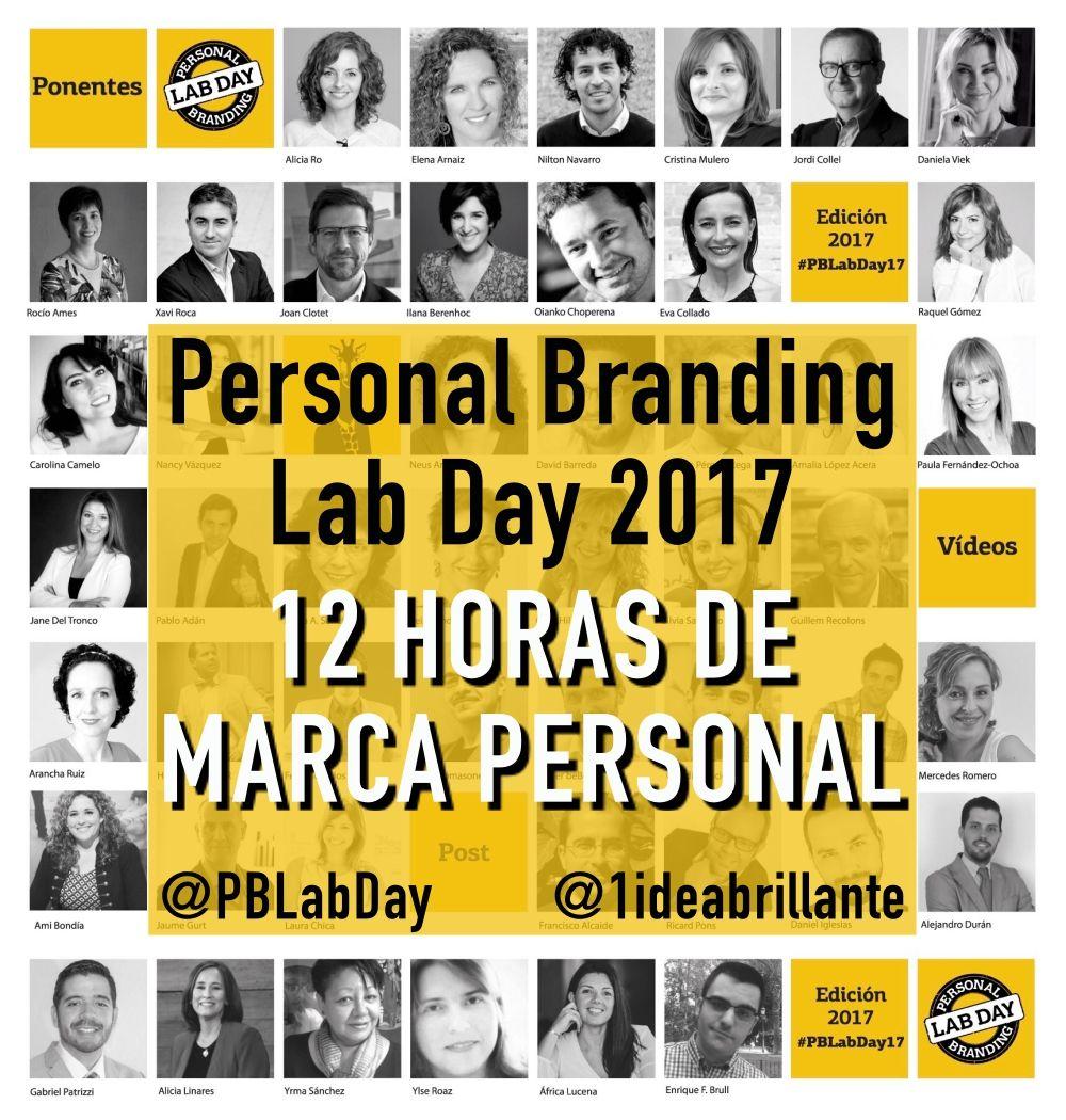 Personal Branding Lab Day 2017